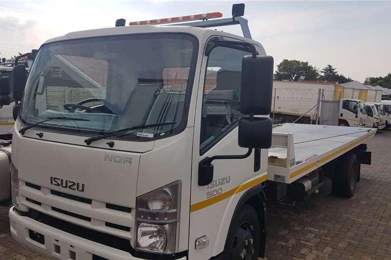 Isuzu Recovery trucks Isuzu NQR 500 man Rollback truck 2020