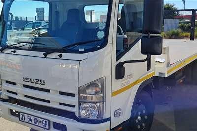 Isuzu Isuzu NQR 500 Manual Rollback truck for sale Recovery trucks