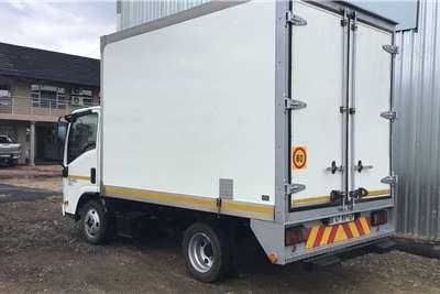 Isuzu 2016 Isuzu NMR150 fridge truck Refrigerated trucks