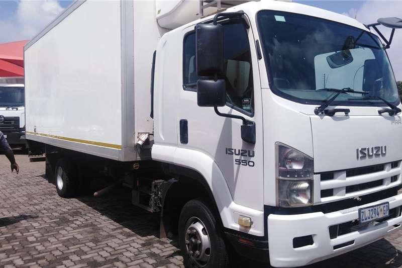 Isuzu Refrigerated trucks FRR550 REFRIGERATED TRUCK 2010