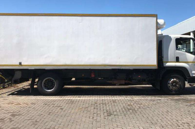 Isuzu FTR 850 AMT Refrigerated trucks
