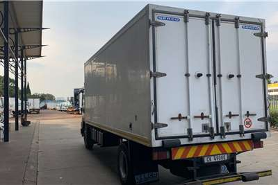 Isuzu FTR 850 AMT F/C Reefer Refrigerated trucks