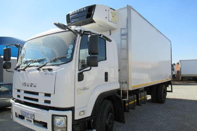 Isuzu Refrigerated trucks FTR 850 Fridge truck 2013