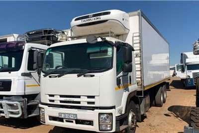 Isuzu FVZ1400 Refrigerated trucks