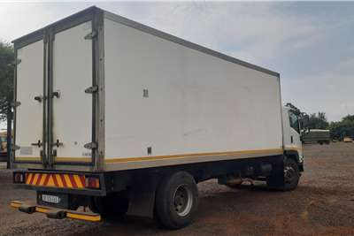 Isuzu Isuzu FTR 850 AMT Fridge Transfig MT 450 4x2 Refrigerated trucks