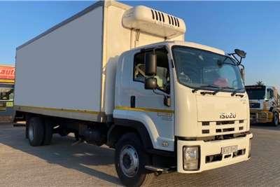 Isuzu ISUZU FTR 850 FRIDGE #6628 Refrigerated trucks