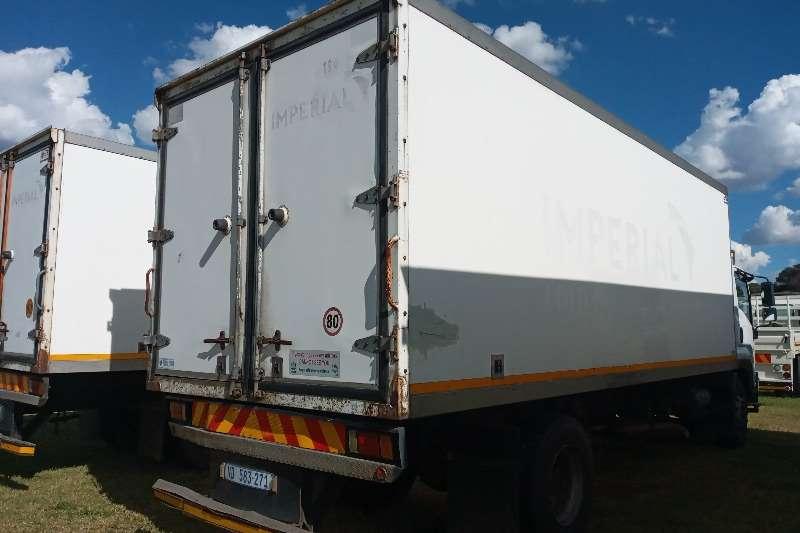 Isuzu ISUZU FTR 850   WITH A FRIDGE UNIT FOR SALE Refrigerated trucks