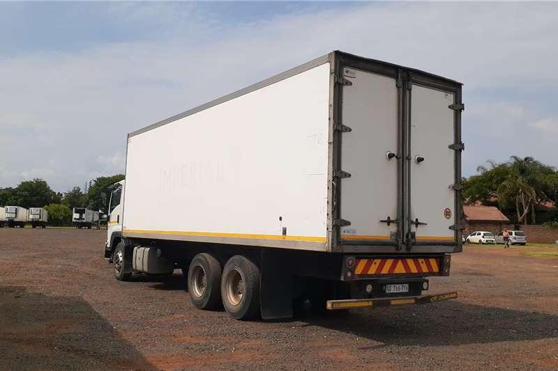 Isuzu Isuzu FVZ 1400 Fridge Supra 850 6x4 Refrigerated trucks
