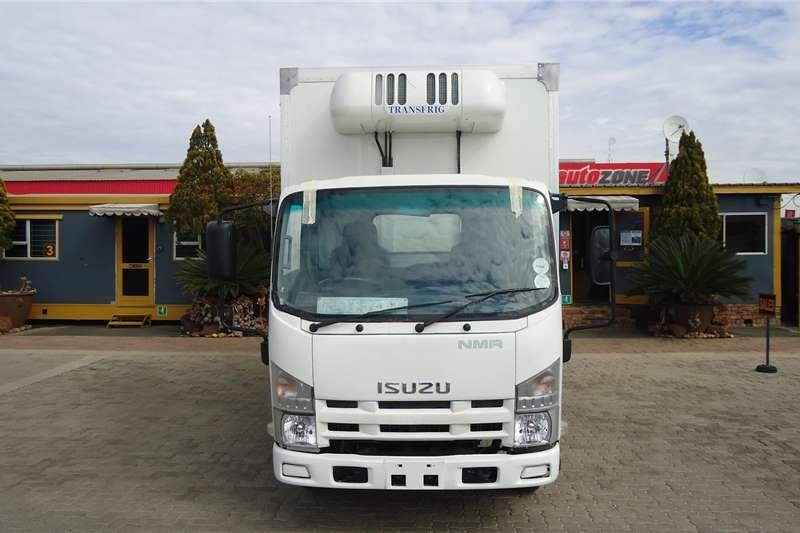 Isuzu ISUZU NMR 250 FRIDGE #6627 Refrigerated trucks