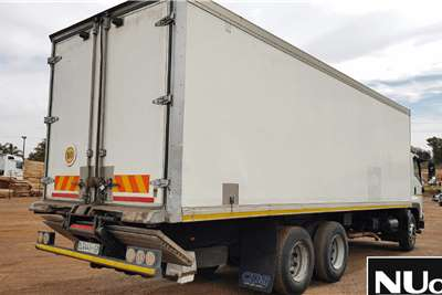 Isuzu ISUZU REFRIGERATED TRUCK Refrigerated trucks