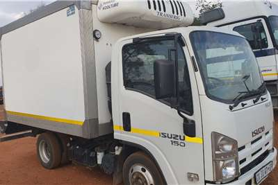 Isuzu NLR 150 Refrigerated trucks