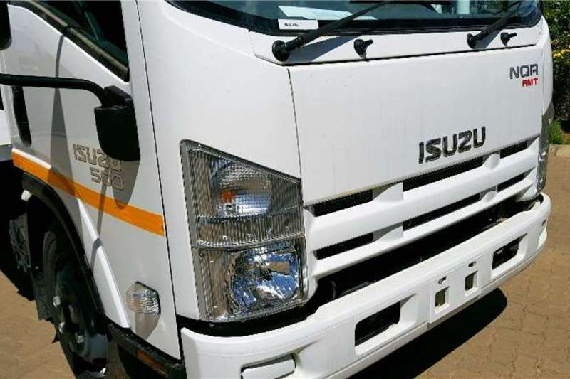 Isuzu Refrigerated trucks NQR 500 AMT Demo 2015