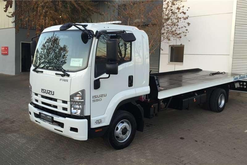Isuzu Rollback Trucks FRR 550 2020
