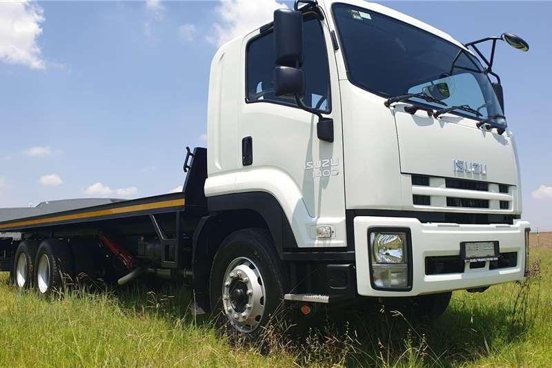 Isuzu Rollback Trucks FVZ 1400 2020