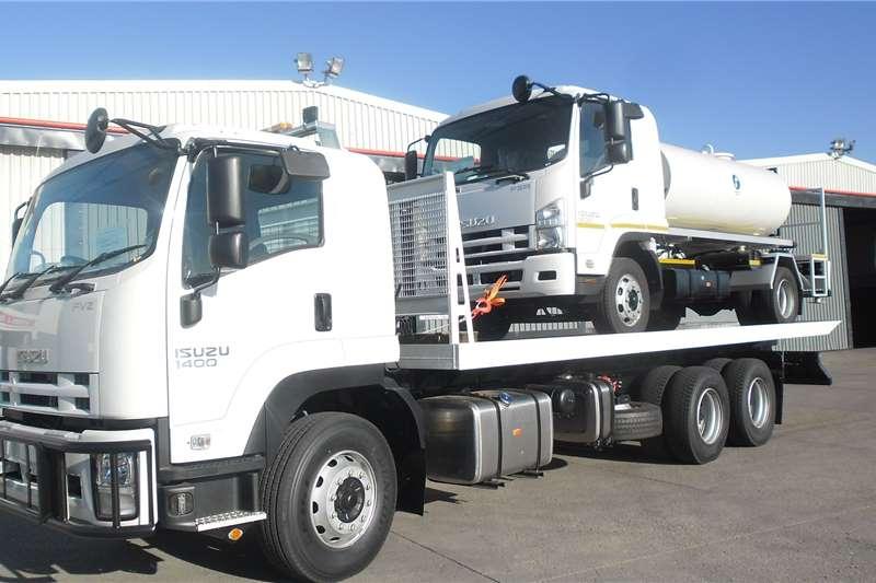 Isuzu Rollback trucks FVZ 1400 Manual 2020