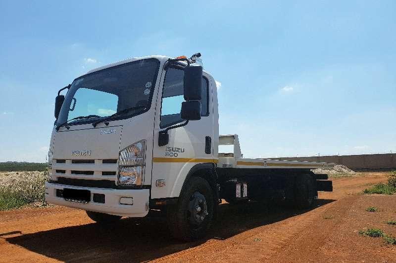 Isuzu Rollback Trucks NQR 500 2020