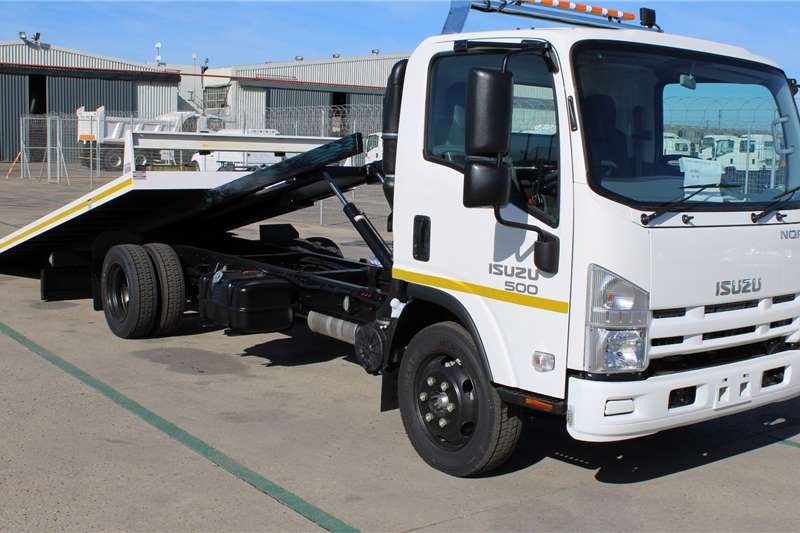 Isuzu Rollback trucks NQR 500 Manual 2020