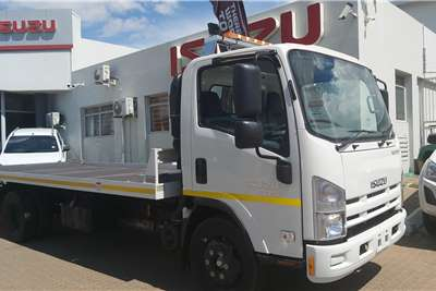 Isuzu NQR 500 Manual Rollback trucks