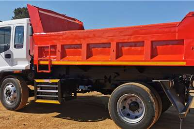 Isuzu FTR 800 6 CUBE TIPPER Tipper trucks