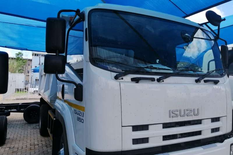 Isuzu Tipper trucks FTR 850 6 CUBE TIPPER more than 20% discount 2020