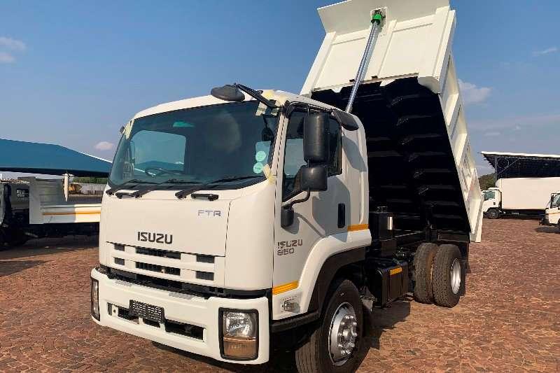 Isuzu Tipper trucks FTR 850 F/C 6m3 Tipper 2017