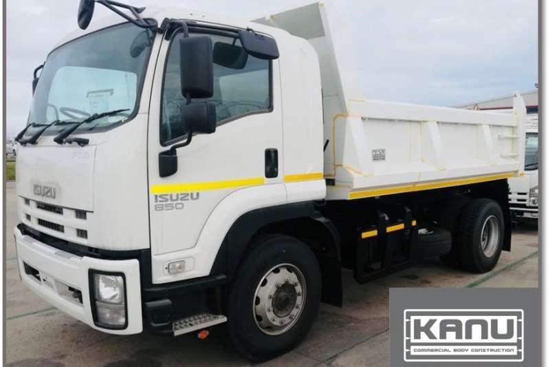 Isuzu Tipper trucks FTR 850 SWB 2020