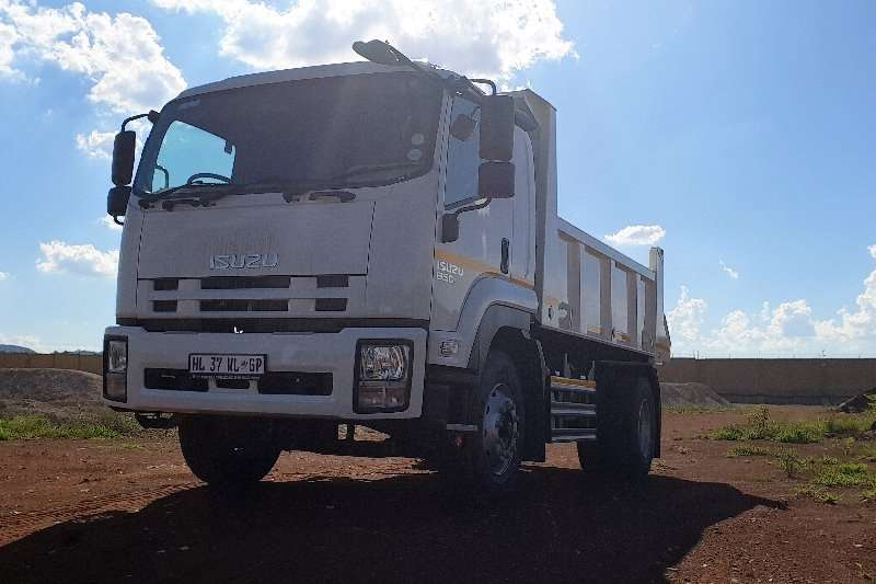 Isuzu Tipper trucks FTR 850 Tipper 2020