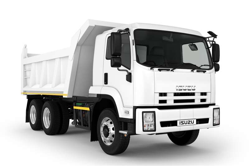Isuzu Tipper trucks FVZ 1400 Manual 2020