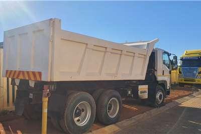 Isuzu FVZ1400 Tipper trucks