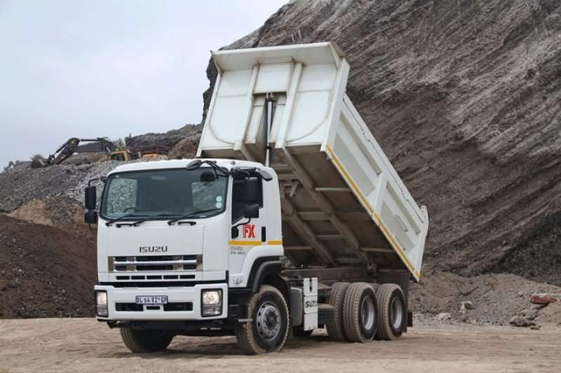 Isuzu Tipper trucks FXZ 26 360 Tipper 2020