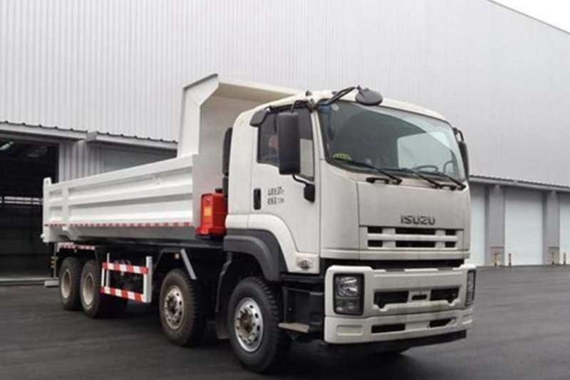 Isuzu Tipper trucks FYH 33 360 Tipper 2020