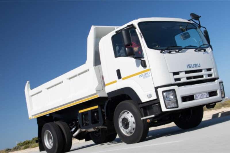 Isuzu Tipper trucks Isuzu FTR 850 Manual 6 Cube Mild Steel Tipper 2020