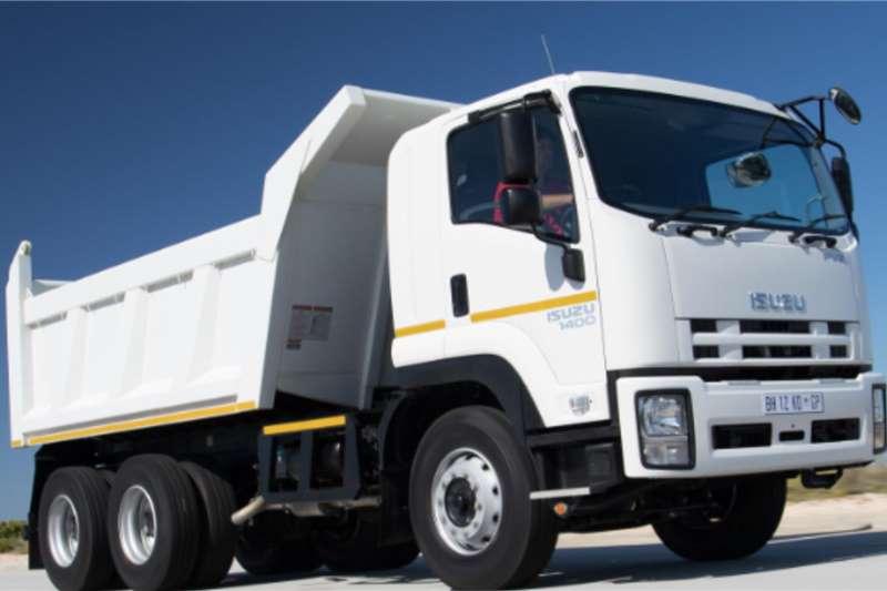 Isuzu Tipper trucks Isuzu FVZ 1400 Tipper 10 Cube Mild Steel 2020