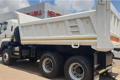 Isuzu Isuzu FXZ 26 360 Mild Steel 10 Cube tipper truck Tipper trucks