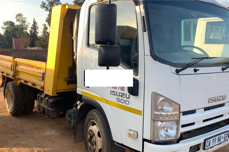 Isuzu Tipper trucks ISUZU NQR 500 2014