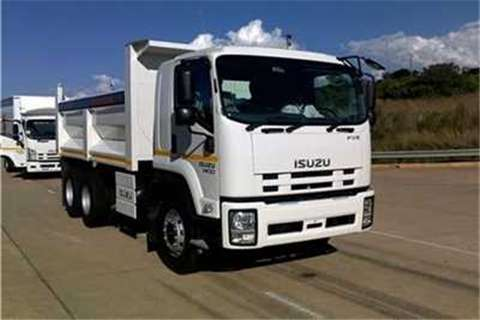Isuzu Tipper trucks NEW FVZ 1400 Tipper 2020