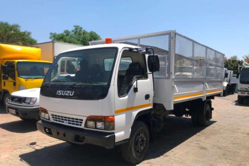 Isuzu NQR 500 Dropside Tipper Tipper trucks