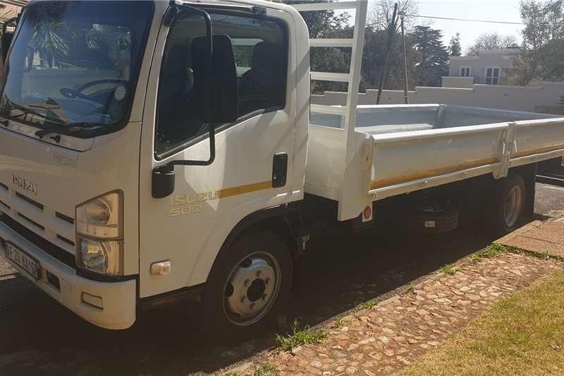 Isuzu 2011 ISUZU NQR500 Dropside (5 ton) Truck
