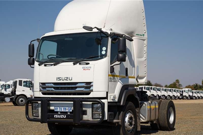 Isuzu Truck 2019Isuzu GXR 35 360 (No Retarder) 2019