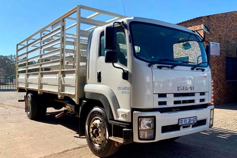 Isuzu Truck Cattle body FTR 850 AMT 2017