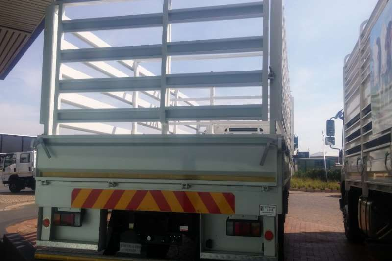 Isuzu Truck Cattle body FTR 850 Man Cattle Body 2019