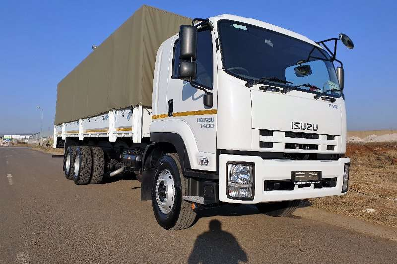 Isuzu Truck Cattle body FVZ 1400 2020