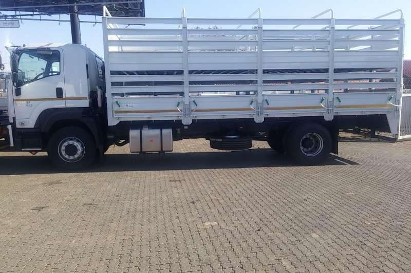 Isuzu Truck Cattle body FXR 17 360 Cattle/Maize Dropside 2019