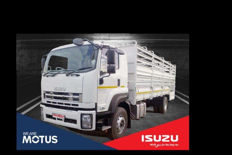 Isuzu Truck Cattle body FXR 17 360 Double Deck Cattle 2019