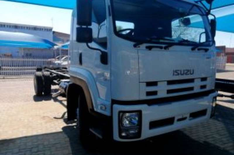 Isuzu Truck Chassis cab 17% DISCOUNT FTR 850 MANUAL 2020