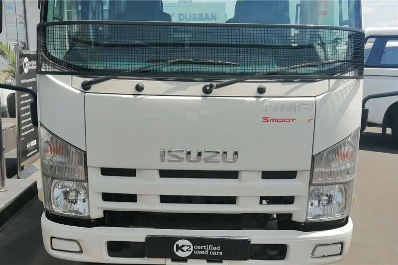 Isuzu Chassis cab 2015 NMR 250 AMT Chassis Cab Truck