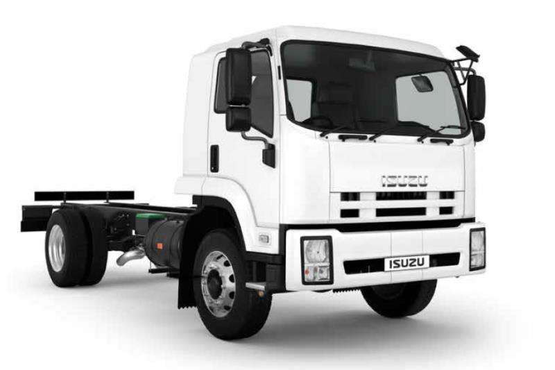 Isuzu Truck Chassis cab 2019 FTR 850 AMT Chassis Cab 2019