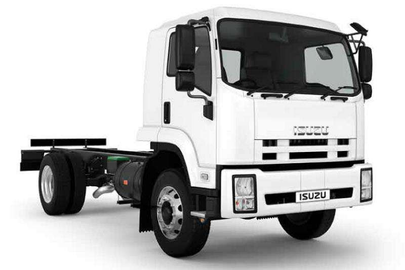 Isuzu Truck Chassis cab 2019 FTR 850 Chassis Cab 2019