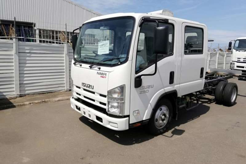 Isuzu Truck Chassis cab 2019 NMR 250 Crew AMT Chassis 2019