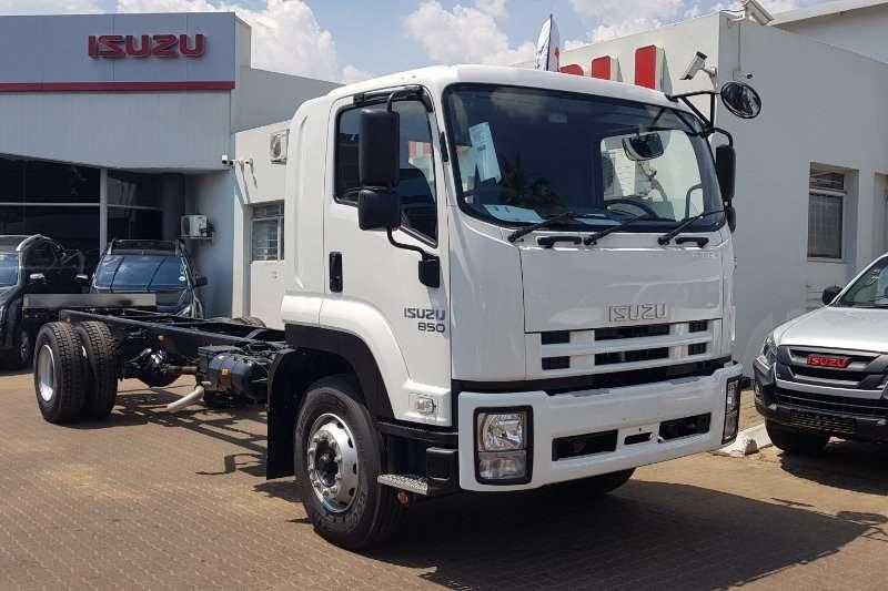 Isuzu Truck Chassis cab FTR 850 Manual 2019